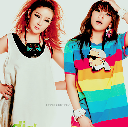 of course it's CL! but I ike Bommie style too!