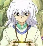 Ryou's white hair just looks so darn fluffy! ^_^