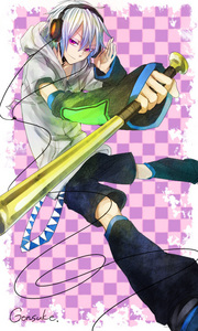 Honne dell from vocaloid!