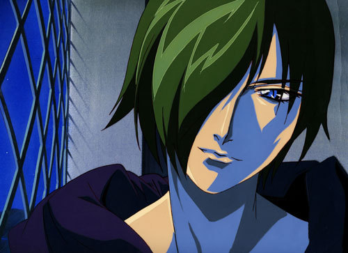 """This is an old 아니메 show. Lai from """"Sorcerous stabber Orphen"""" Its old but good."""