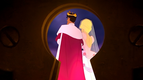 charlotte getting her prince, and maybe the story comes with a dr facilier twist. charlotte & Lawrence <3 x