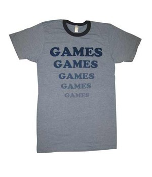 I pag-ibig MY MUMMY!!I NOW OWN A GAMES SHIRT!!!