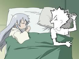 Here is kyo reaction when he found out ayame is sleeping with him. Ayame and kyo from Fruit Basket