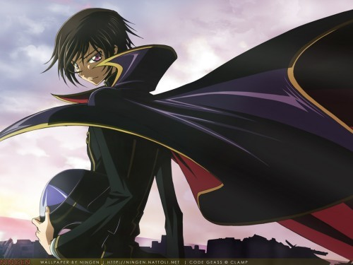 Lelouch Lamperouge from Code Geass