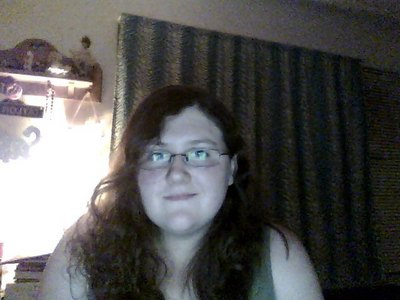 I honestly don't mind putting my picture on here. If I get tracked down, so be it. C: I'm having fun with my webcam anyways.