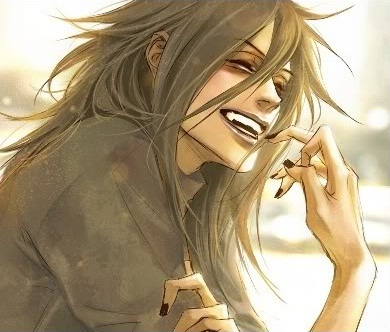 Madara's smile WINS! <3 (wow, I just realized I use Madara alot when it comes to contests...xD)