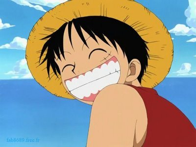 Monkey D. Luffy! Say [i]Cheese!~[/i] :)