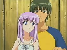 Kenji and Nanami