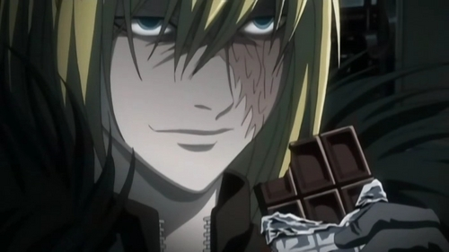 Mello from Death Note (: Sorry, Im a big Death Note Fan....^_^;