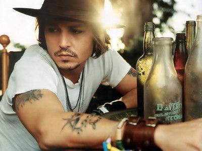 Johnny Depp! :0