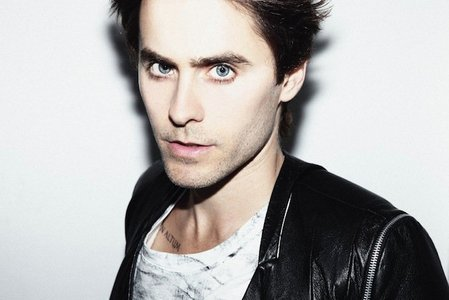 My beautiful and talented, Jared Leto ♥ I have a whole list, so I'll name a few আরো xD Tomo Milicevic, Shannon Leto,Jared Padalecki, Jensen Ackles, Hugh Jackman, Jake Abel, Alex O'Loughlin, James Purefoy ♥, Joseph Fiennes, François Arnaud... and I'll just leave it there xD And female: Cristina Scabbia, Simone Simons & Katie Cassidy ♥ Btw, enjoy this pic of Jared ♥