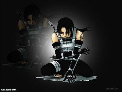 Itachi from Naruto! Woo-hoo!! One of my many favoriets!!!