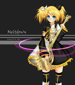 MELTDOWN!!!!! -Not sa pamamagitan ng me..i ddnt draw this. i put this cuz its awesome~