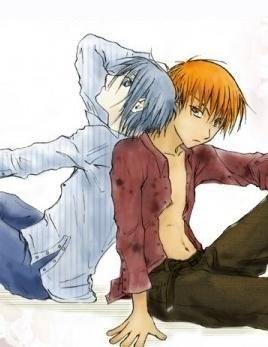 (How many times will my first jawaban be taken?) I have to go with Yuki and Kyo from Fruits Basket ♥