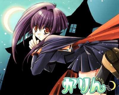 Karin The chibi Vampire!