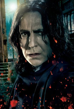 "Severus Snape was born on January the nineth of the year 1960 and died by cause of fatal blood loss to the Carotid artery via two deep puncture wounds from Lord Voldemort's Pet Snake/Horcrux Nagini He was murdered on the second of May of the year 1998 at age thirty-eight and has henceforth been known as the Slytherin that ""died like a Gryffindor""."