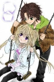 Utau and Kukai from Shugo chara <3 this is my 6th choice but SOME people roubou my respostas lol jokes. -.- i like zero n yuki tho <3