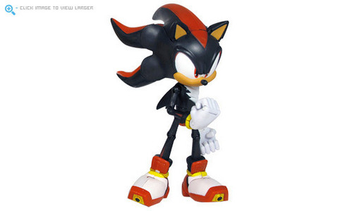 aw yeah baby im shadow the hedgehog