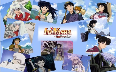 INUYASHA!!!!!!!!!!:D The best anime to watch and what your looking for. plus there's ouran high school