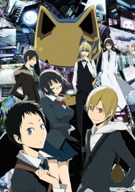 I just watched a cool anime that's new to me and it's called Durarara . o.o I do not know if wewe seen it already, but it's good . Well, to me . And there's Elfen Lied, lot's of violence, yet it's a great anime .