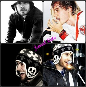 Propably...him!! JARED LETO! <3 -BEST EYES ON EARTH!-