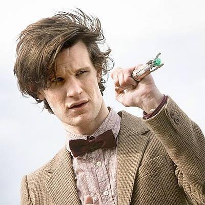 Matt Smith! C: <3 He's adorable! C: (Doctor Who Actor)