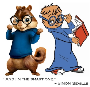 Simon is smart Because he is always Reading, studying, and experimenting.