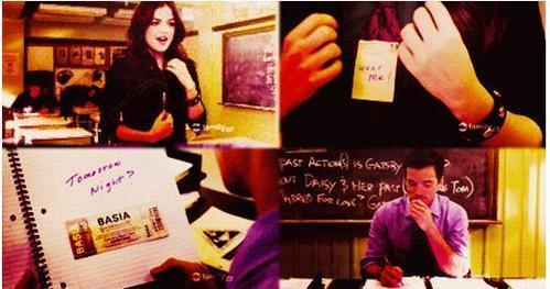No way. Aria belongs with Ezra and Ezra only. I amor Ezra and Aria.