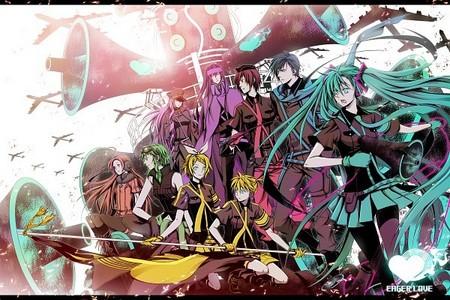 mine. Vocaloid Eager love/love is war.