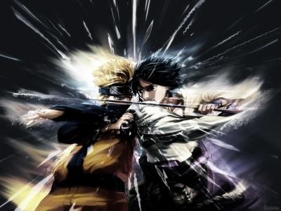 here one of naruto and sasuke..:]