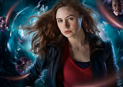 Amy Pond from Doctor Who.. C: <3