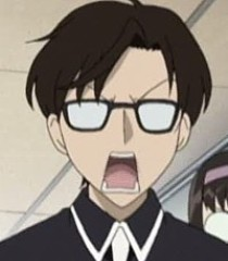 Hm... any? He's the first that comes to mind, and only 'cause I was just watching this. I really think he's his own brand of idiot Former Student Council President Makoto Takei from Fruits Basket.