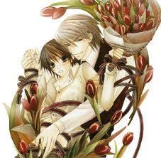 Usagi and Misaki from Junjou Romantica