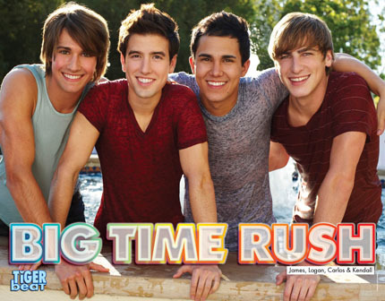 I Amore them ALL! But Logan, James, Carlos, then Kendall but they r all really close to each other!