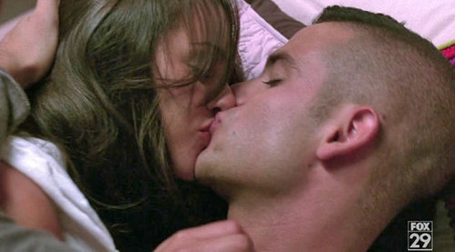 The series isn't over yet... but I want to see the reunion of Puck and Rachel, I know it was just a fantasy and I really like Quinn/Puck... but Rachel/Puck just had some sort of of strange chemistry that I miss.