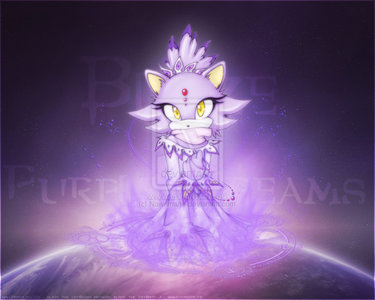 i am Blaze the cat she is 1 of my favs like silver shadow blaze knuckles,and Julie-su and lara-su
