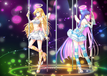 Panty and Stocking! :D