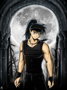 koga from inuyasha!!!!!!!!!!!!:D