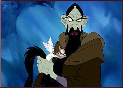 Rasputin from Anastasia toi know what makes him so fucking scary?? He was a real person *-*
