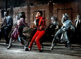 i was never scared of any Disney movie character but i sure was scared of MJ thriller video..xD