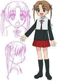 Mikan-chan!! From Gakuen Alice