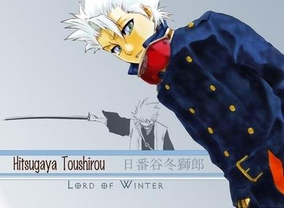 Toshiro <3