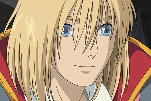 "Howl from ""Howl's Moving Castle"" :)"