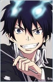 Rin Okumura from Blue Exorcist!!