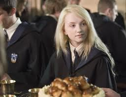 luna lovegood as my sister