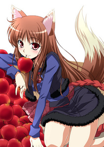 Holo from Spice and Wolf!