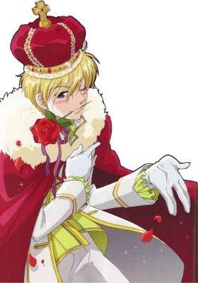 Tamaki is king! :3
