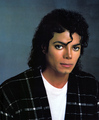 I like this picture of MJ, sorry it's so small.