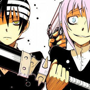 I have five but I'll only post a pic of two. 1. Misa Amane - Death Note 2. Alois Trancy - Black Butler 3. Death the Kid - Soul Eater 5. Crona - Soul Eater 6. L Lawliet - Death Note (and behind door number 3 is ... the pic of crona & Kid.)