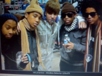 jb and my boos mindless behavour